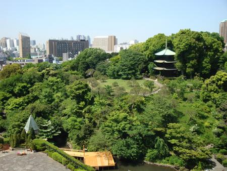 椿山荘(敷地内庭園)