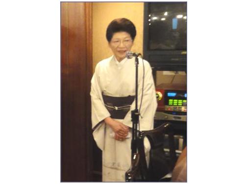 横浜校 大川校長 『10周年という記念すべき年を迎えることが  出来たのは、横浜校へ通う生徒皆さんのご愛顧の お陰です。』