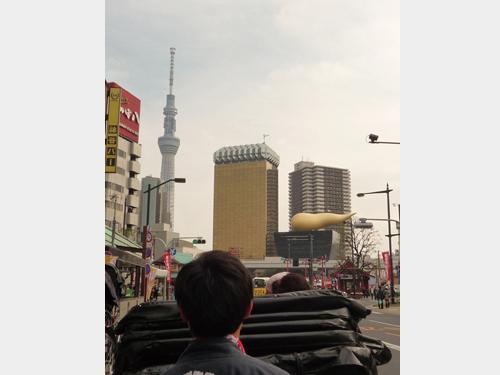 新名所 東京スカイツリー!