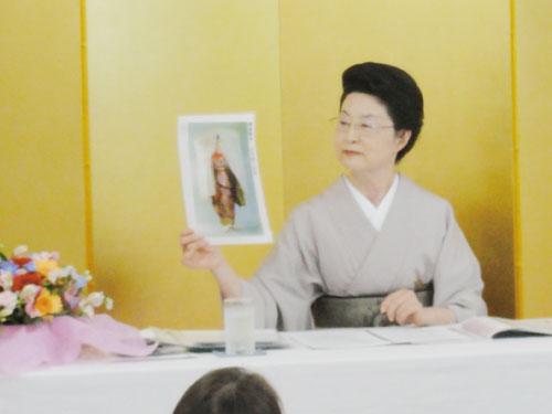 中村横浜校長。