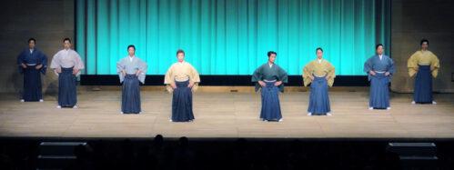 男袴の着付け舞い②|第38回