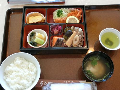 喜久屋でのお食事