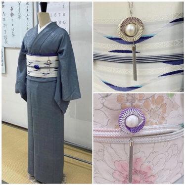 オリジナル帯飾り「彩り」実装!