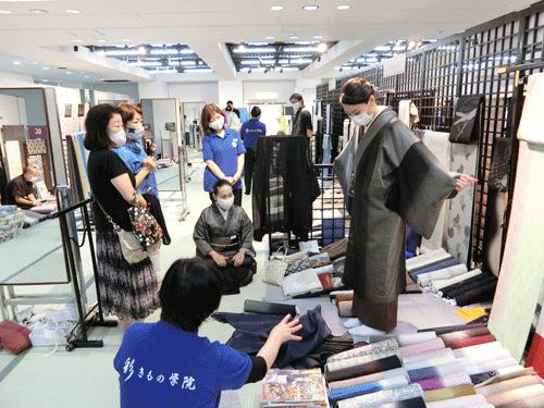 28回染織美術館:かわひらこ